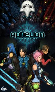 Aphelion: Release Poster by ionen