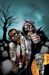 The Living Corpse: Obama cover by juan7fernandez
