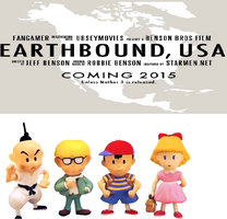earthbound or MOTHER 2 Documentary Announced by malerfique