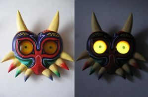 New Mask by Viveeh