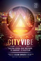 City Vibe Flyer by styleWish