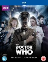 Doctor Who - Series Six Blu Ray by willbrooks