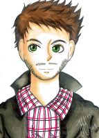 The most handsome man alive - Zedd by YukiAuditore