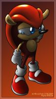 Sonic: Even armadillos have bad days by LuLuLunaBuna