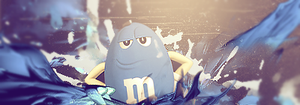 M AND M's by shk828