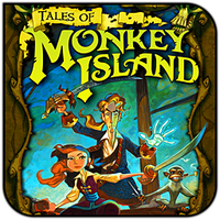 Tales of Monkey Island Icon by Alucryd