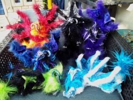 Western Dragon Resin Dolls Second Edition by Eviecats
