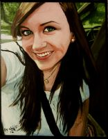 Tuckerbeautiful my painting by cliford417