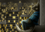 Request- This City Never Sleeps at Night by Skytalon16