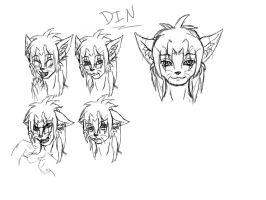 Din concept and practice by TheTrueCyberneko