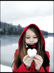 Snow-heart by InsideMe