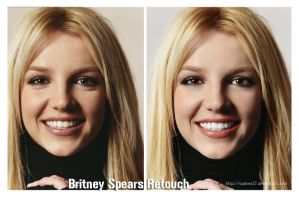 Retouch Britney Spears by Sophies27