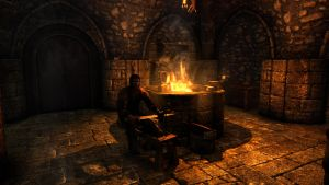 Forge Fire RCRN 3.5 by lupusmagus