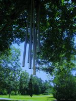 Wind Chimes by Heidipickels