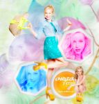 Candice Accola-Blend by bere-editions