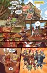 TORTOISE AND HARE part3 pg4 by MikeLuckas