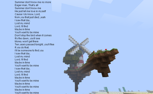 El Manana in Minecraft by K66guns0