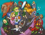 zelda character best dimension by migouze