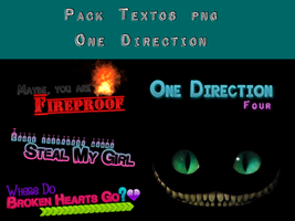 Textos png - One Direction by ItzJustStephanieBae