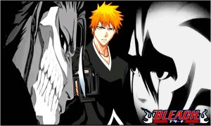 Bleach Poster 6 by sweepeezee