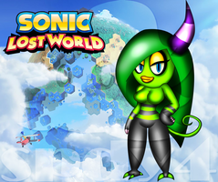New and Green (Sonic Lost World) by spdy4