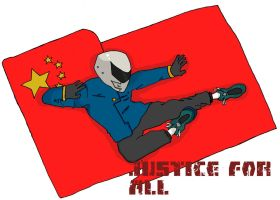 Justice For All~ by mtijan2008