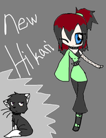 new hikari _semi-fail_ by livy1023
