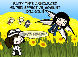 Fairy Type Announced by ChaosOverlordZ