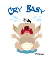 Cry baby by ochie4