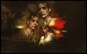 Buffy 1x02 by SarahZwerg