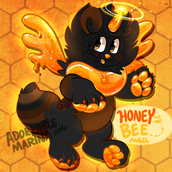 SPECIAL EVENT! HoneyBee Angel Dandy Auction [AB'D] by AdorkableMarina