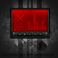 red_twist_interface by cyrixDesign