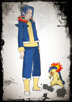 typhlosion by over-game