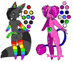 Custom Furry Batch 1 by TechSupportGirls