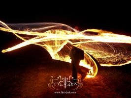 Flying Wave of Fire by MD-Arts