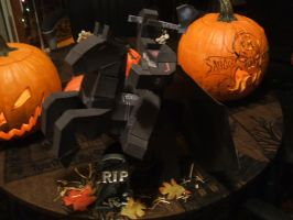 The Headless Horseman by Allhallowseve31