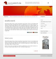 MozillaSearch.org by rasice