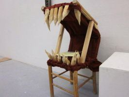 Chair-o-doom by Riphion