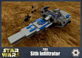 Lego Trading Card 17 by KnightRanger