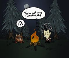 Don't Starve by Krecik-xD