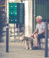 L Homme et son Chien by Freedom-Of