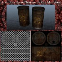 Hazardous Barrel Texture Pt. 1 by TwinkleCarnage