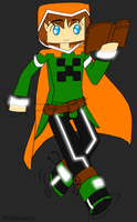 Minecraft Skin (Setosorcerer) (My Version)  by Midgesaurus