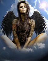 Imperfect Angel by srinboden