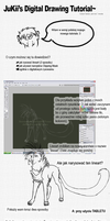 DigitalDrawingTutorial PL by JuKii
