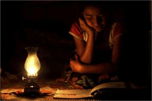 LIGHT OF KNOWLEDGE by praveenchettri