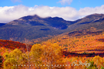 Mount Washington in the Fall by Livadialilacs