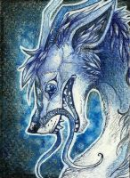 ACEO for ElorenLeianor by Zerda-Fox