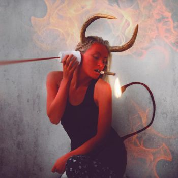 30/365 The Devil by wonterth