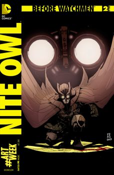 Nite owl color by Fpeniche